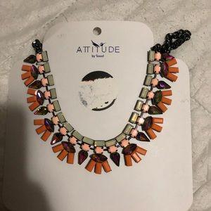 Attitude necklaces.  New!
